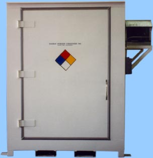 Secondary Containment Pallets | Hazmat Storage Containers | Hazmat Storage  Buildings | Radioactive Storage Buildings | Hazardous Material Storage ...